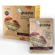 Питательный суп-пюре Puzzle «Грибной»                     15 саше по 25 г