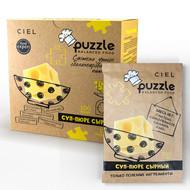 Питательный суп-пюре Puzzle «Сырный»                          15 саше по 25 г