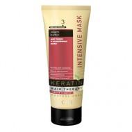 """Маска для тонких и ослабленных волос """"защита и блеск"""" серии Keratin Hair Therapy"""