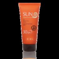 Солнцезащитный крем для лица и тела SPF30 Sun W