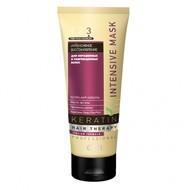 """Маска для окрашенных и поврежденных волос """"интенсивное восстановление"""" серии Keratin Hair Therapy"""