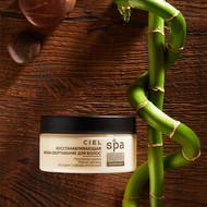 Восстанавливающая маска-обертывание для волос Spa Harmony