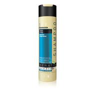 "Шампунь для всех типов волос                                            ""объем и уход""                                              Keratin Hair Therapy"